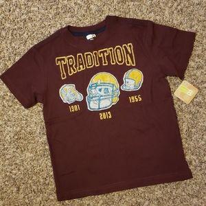 4/$12 Football tshirt